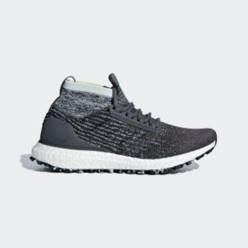 (取寄)アディダス レディース ウルトラブースト オール テレイン ランニングシューズ adidas Women Ultraboost All Terrain Shoes Grey / Carbon / Blue Tint