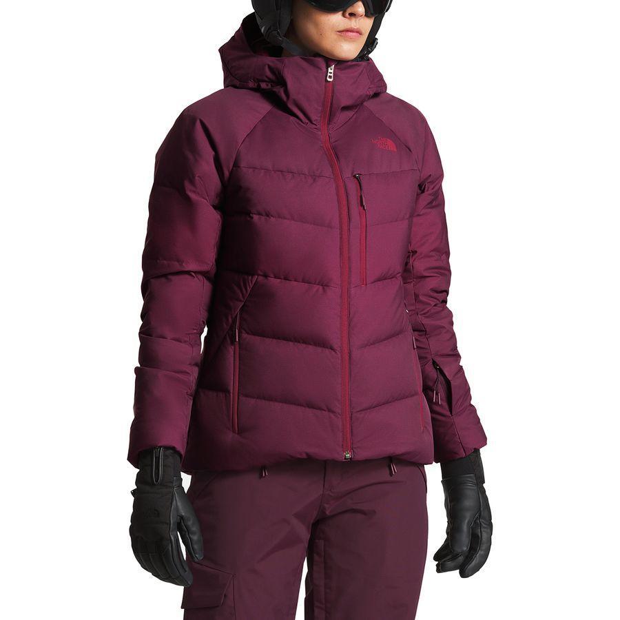 【クーポンで最大2000円OFF】(取寄)ノースフェイス レディース ヘヴンリー フーデッド ダウン ジャケット The North Face Women Heavenly Hooded Down Jacket Fig