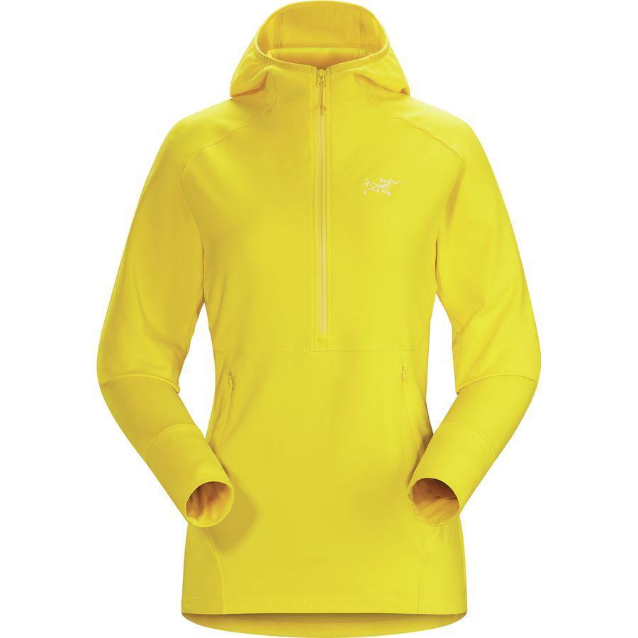(取寄)アークテリクス レディース ZOA フーデッド フリース パーカー Arc'teryx Women Zoa Fleece Hooded Marigold