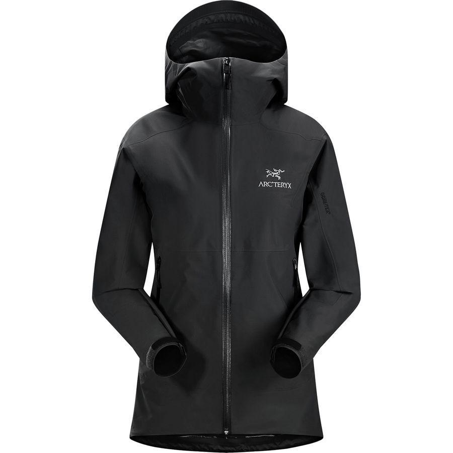(取寄)アークテリクス レディース ゼタ SL ジャケット Arc'teryx Women Zeta SL Jacket Black