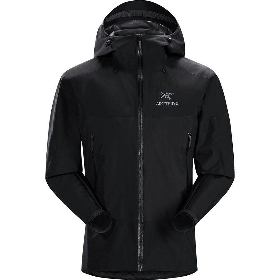 【ハイキング 登山 マウンテン アウトドア】【ウェア アウター】 (取寄)アークテリクス メンズ ビーター SL ハイブリッド ジャケット Arc'teryx Men's Beta SL Hybrid Jacket Black