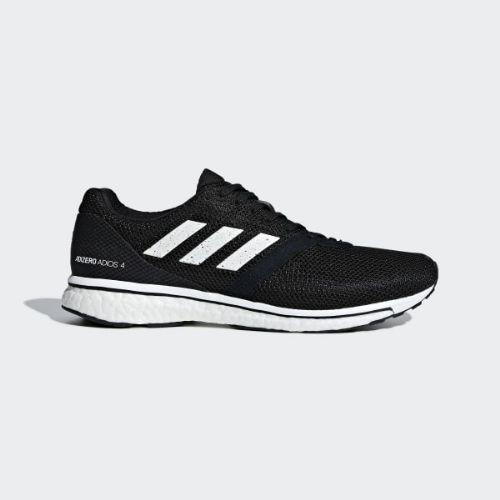 【テレビで話題】 (取寄)アディダス Core/ メンズ アディゼロ アディオス 4 ランニングシューズ Black adidas Men's Adizero Adios 4 Shoes Core Black/ Cloud White/ Core Black, 雑貨とアウトドアのbosky:588a6814 --- smotri-delay.com