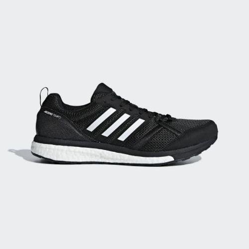 (取寄)アディダス メンズ アディゼロ テンポ 9 ランニングシューズ adidas Men's Adizero Tempo 9 Shoes Core Black / Core Black / Cloud White