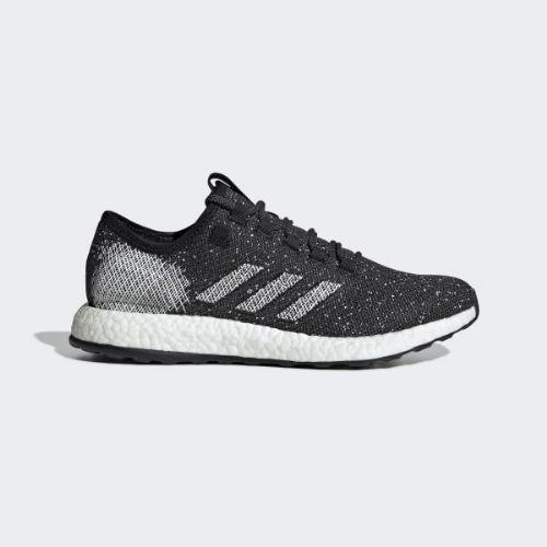 (取寄)アディダス メンズ ピュアブースト ランニングシューズ adidas Men's Pureboost Shoes Core Black / Running White / Raw White