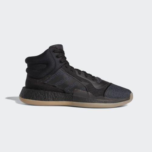 (取寄)アディダス メンズ マーキー ブースト バスケットボールシューズ adidas Men's Marquee Boost Shoes Grey / Core Black / Trace Khaki