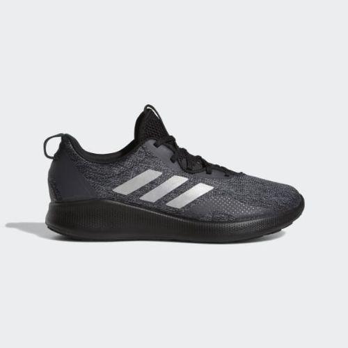 (取寄)アディダス レディース ピュア バウンス+ ストリート ランニングシューズ adidas Women Purebounce+ Street Shoes Core Black / Tech Silver / Carbon