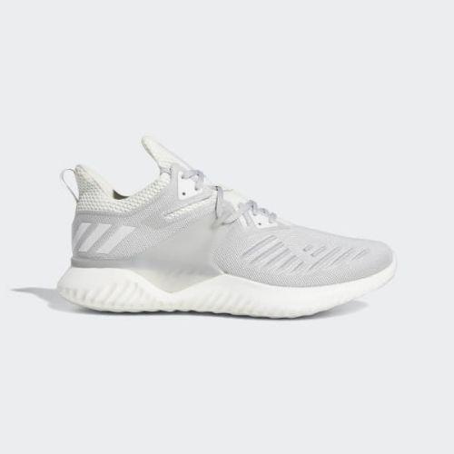 (取寄)アディダス メンズ アルファバウンス ビヨンド ランニングシューズ adidas Men's Alphabounce Beyond Shoes Cloud White / Cloud White / Grey