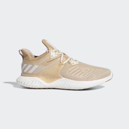 (取寄)アディダス メンズ アルファバウンス ビヨンド ランニングシューズ adidas Men's Alphabounce Beyond Shoes Ecru Tint / Chalk White / Pale Nude