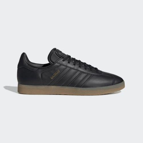 (取寄)アディダス オリジナルス メンズ ガゼル シューズ adidas originals Men's Gazelle Shoes Core Black / Core Black / Gum