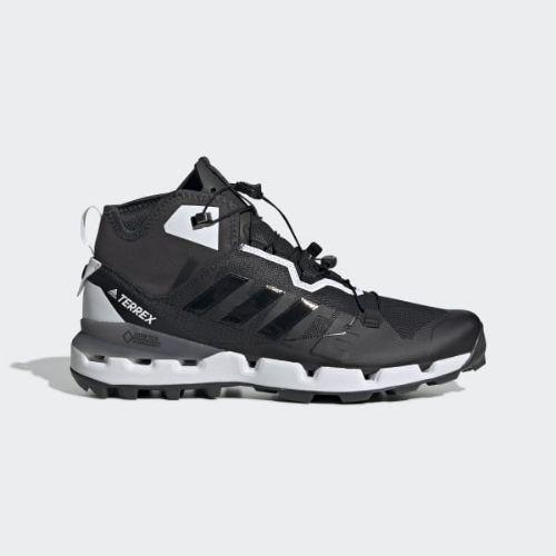 (取寄)アディダス オリジナルス メンズ Terrex_WM ファスト Gtx シューズ adidas originals Men's Terrex_WM Fast GTX Shoes Carbon / Core Black / Cloud White