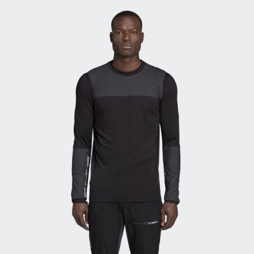 (取寄)アディダス オリジナルス メンズ Terrex_WM ボンデッド Tシャツ adidas originals Men's Terrex_WM Bonded Tee Black