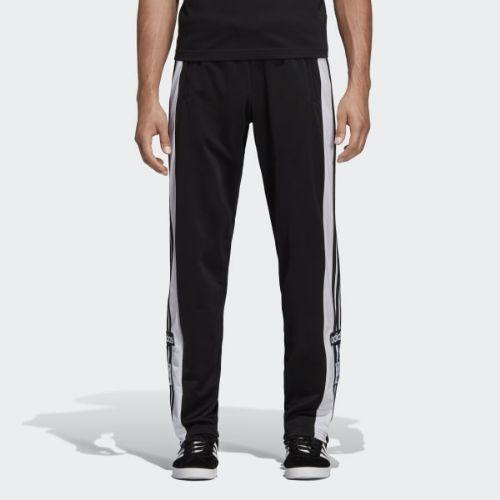 (取寄)アディダス オリジナルス メンズ Adibreak トラック パンツ adidas originals Men's Adibreak Track Pants Black