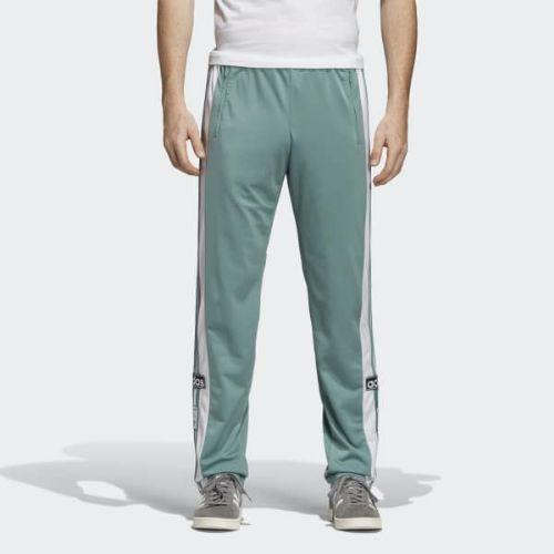 a133ca393902f (order) Adidas originals men Adibreak trackpants adidas originals Men's Adibreak  Track Pants Vapour Steel ...