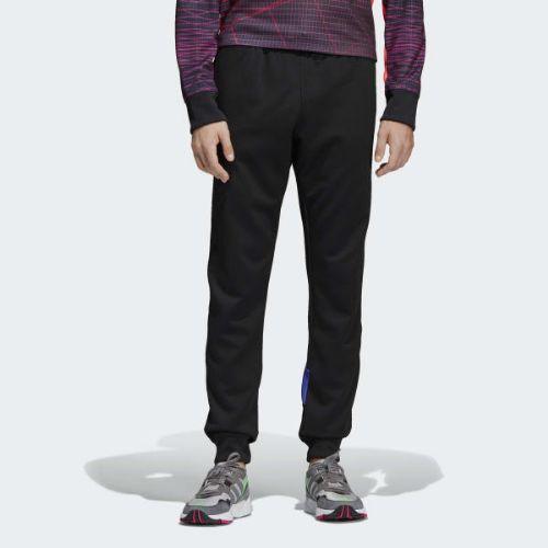 (取寄)アディダス オリジナルス メンズ デグレイド トラック パンツ adidas originals Men's Degrade Track Pants Black