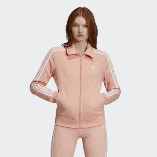 (取寄)アディダス オリジナルス レディース トラック ジャケット adidas originals Women Track Jacket Dust Pink