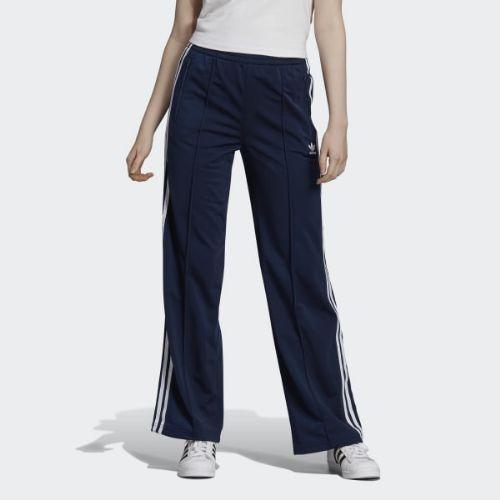 (取寄)アディダス オリジナルス レディース HW セーラー トラック パンツ adidas originals Women HW Sailor Track Pants Night Indigo