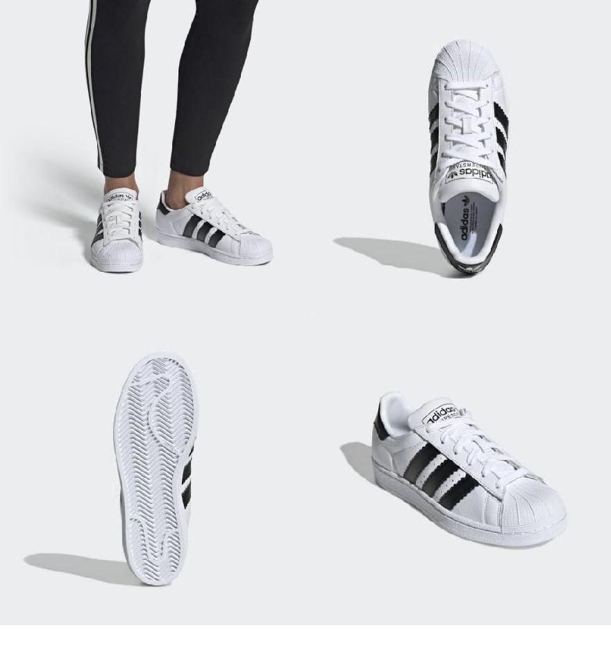 b528a3cb845 ... (order) Adidas originals Lady's superstar shoes adidas originals Women Superstar  Shoes Cloud White /