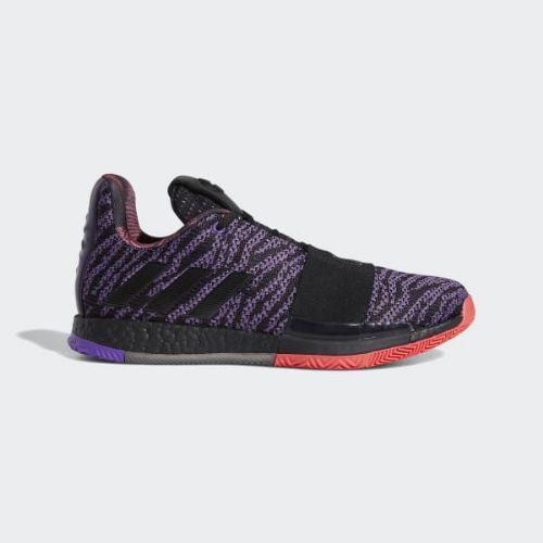 (取寄)アディダス メンズ ハーデン ボリューム 3 バスケットボールシューズ adidas Men's Harden Vol. 3 Shoes Legend Purple / Core Black / Active Purple
