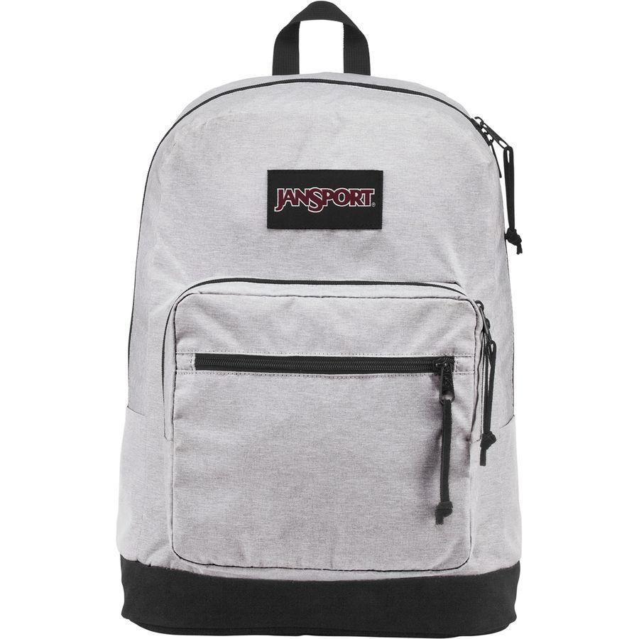 (取寄)ジャンスポーツ ユニセックス ライト パック デジタル エディション 31L バックパック JanSport Men's Right Pack Digital Edition 31L Backpack Grey Heathered Poly