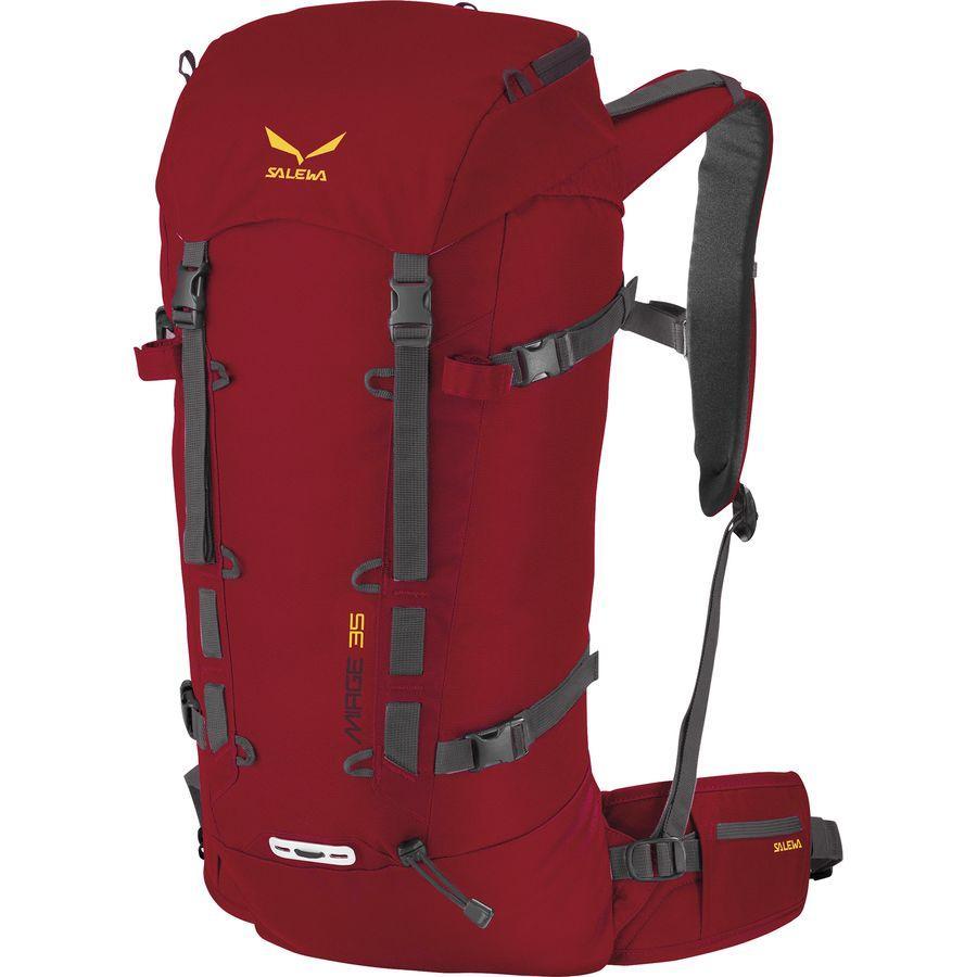 (取寄)サレワ ユニセックス Miage 35L バックパック Salewa Men's Miage 35L Backpack Mars Red