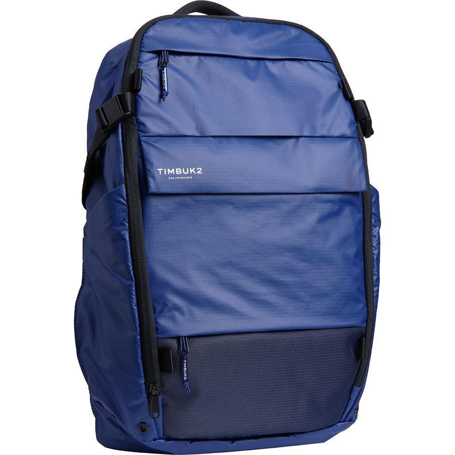(取寄)ティンバックツー ユニセックス パーカー ライト 35L バックパック Timbuk2 Men's Parker Light 35L Backpack Blue Wish Light Rip