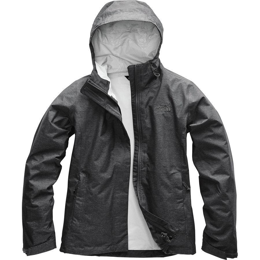 (取寄)ノースフェイス レディース ベンチャー 2 ジャケット The North Face Women Venture 2 Jacket Tnf Dark Grey Heather/Asphalt Grey