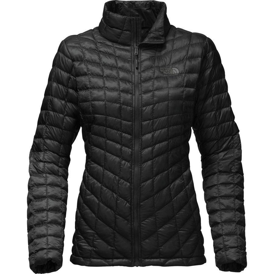 (取寄)ノースフェイス レディース ThermoBall インサレーテッド ジャケット The North Face Women ThermoBall Insulated Jacket Tnf Black