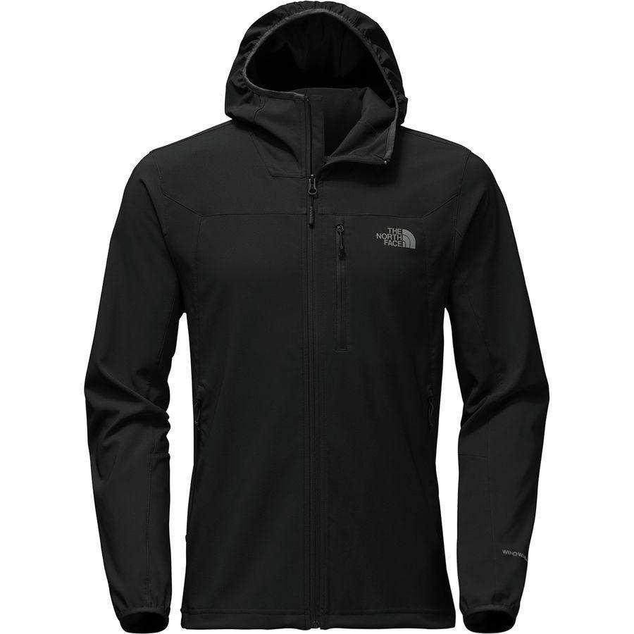 (取寄)ノースフェイス メンズ アペックス ニムブル フーデッド ジャケット The North Face Men's Apex Nimble Hooded Jacket Tnf Black/Tnf Black
