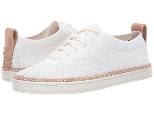 (取寄)アグ レディース シドニー スニーカー UGG Women Sidney Sneaker White