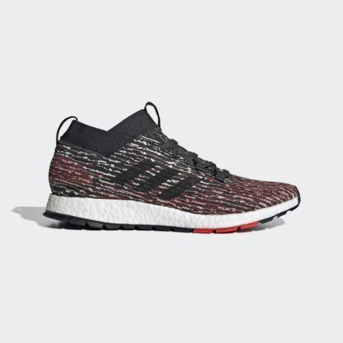 (取寄)アディダス メンズ ピュアブースト RBL ランニングシューズ adidas Men's Pureboost RBL Shoes Carbon / Core Black / Active Red