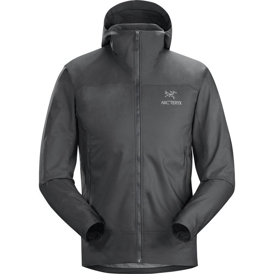 (取寄)アークテリクス メンズ Tenquille ソフトシェル フーデッド ジャケット Arc'teryx Men's Tenquille Softshell Hooded Jacket Iliad