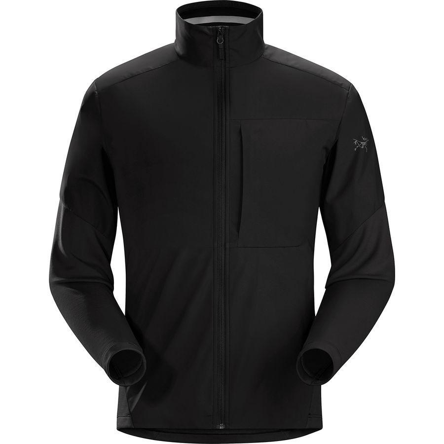 (取寄)アークテリクス メンズ A2B コムプ ジャケット Arc'teryx Men's A2B Comp Jacket Black