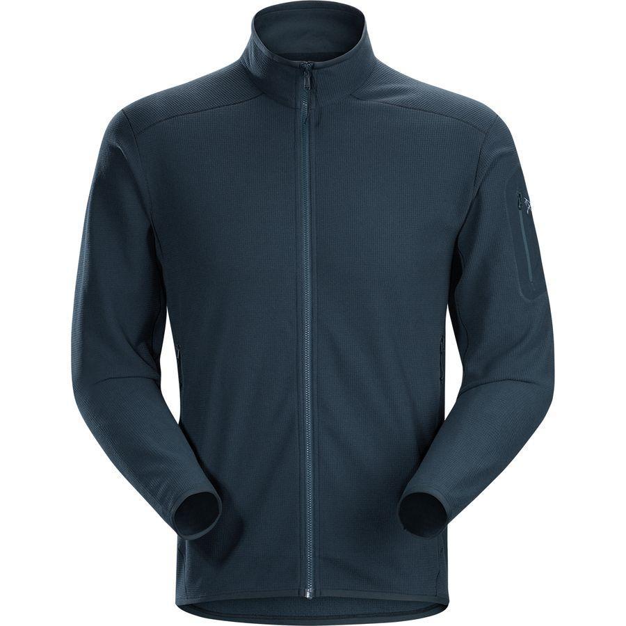 (取寄)アークテリクス メンズ デルタ LT フリース ジャケット Arc'teryx Men's Delta LT Fleece Jacket Tui