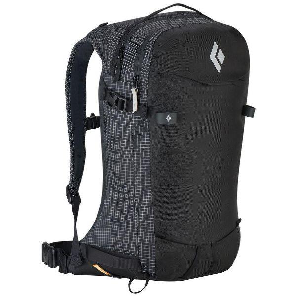 【エントリーでポイント5倍】(取寄)ブラックダイヤモンド ユニセックス ドーン パトロール 25L バックパック Black Diamond Men's Dawn Patrol 25L Backpack Black