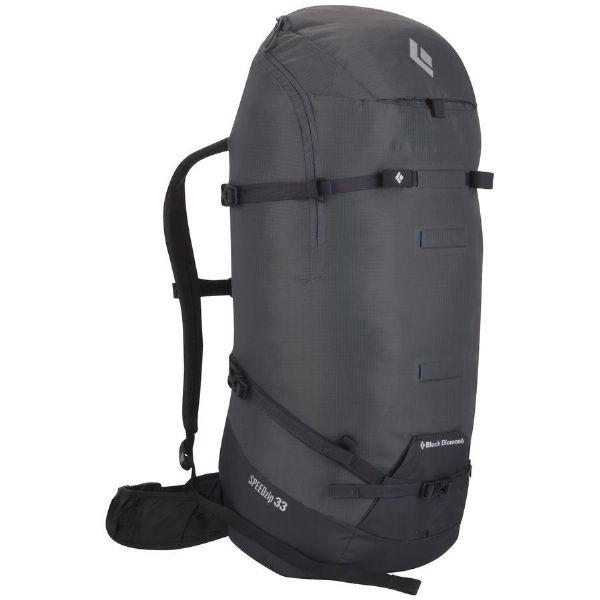 【エントリーでポイント5倍】(取寄)ブラックダイヤモンド ユニセックス スピード ジップ 33L バックパック Black Diamond Men's Speed Zip 33L Backpack Graphite