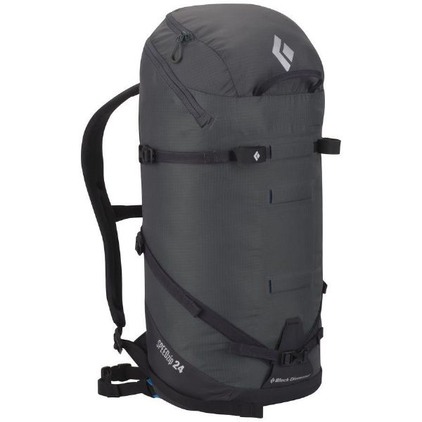 【エントリーでポイント5倍】(取寄)ブラックダイヤモンド ユニセックス スピード ジップ 24L バックパック Black Diamond Men's Speed Zip 24L Backpack Graphite