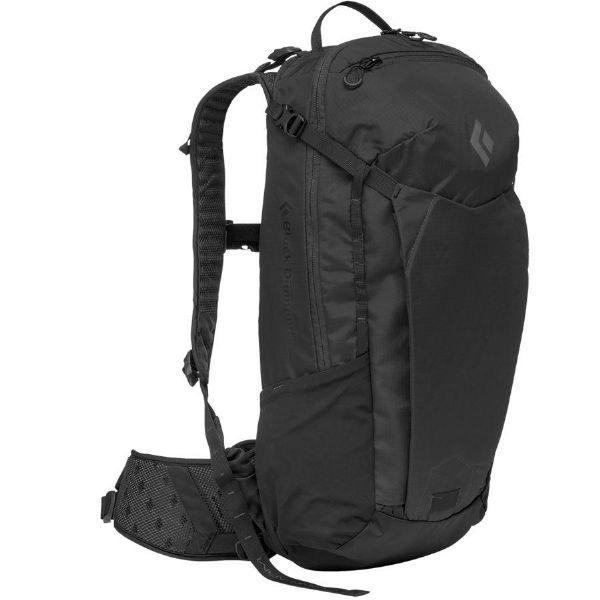 【エントリーでポイント5倍】(取寄)ブラックダイヤモンド ユニセックス ニトロ 22L バックパック Black Diamond Men's Nitro 22L Backpack Black