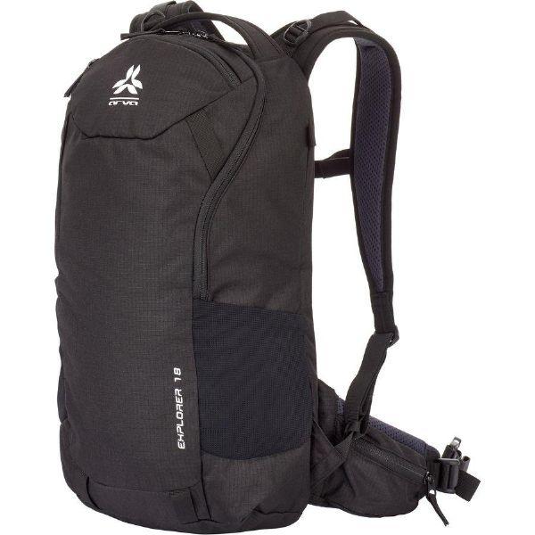 (取寄)アルバ ユニセックス エクスプローラ 18L バックパック ARVA Men's Explorer 18L Backpack Black/Black