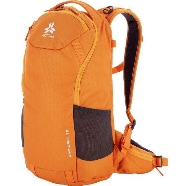 (取寄)アルバ ユニセックス エクスプローラ 18L バックパック ARVA Men's Explorer 18L Backpack Orange/Grey