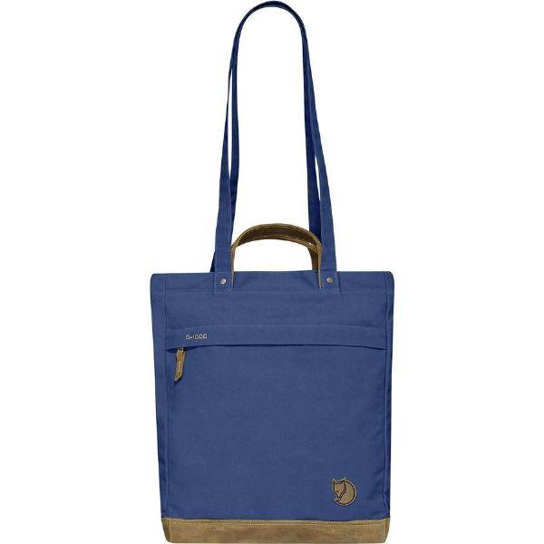 (取寄) フェールラーベン レディース パック No.2バッグ トート Fjallraven Women Totepack No.2 Bag Deep Blue