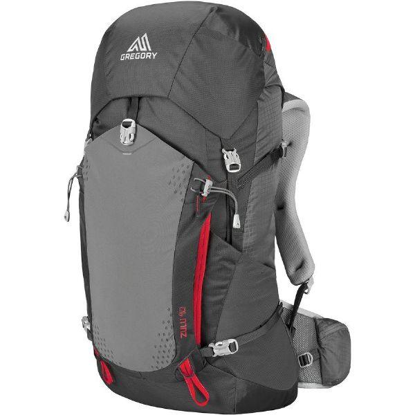 (取寄)グレゴリー ユニセックス ズール 40L バックパック Gregory Men's Zulu 40L Backpack Feldspar Grey