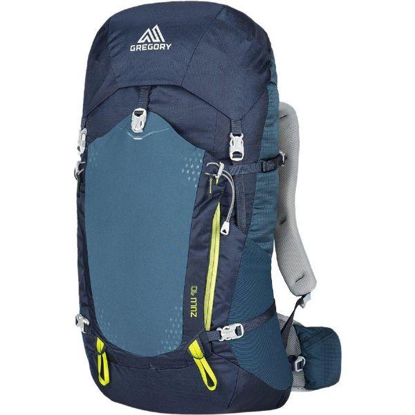 (取寄)グレゴリー ユニセックス ズール 40L バックパック Gregory Men's Zulu 40L Backpack Navy Blue