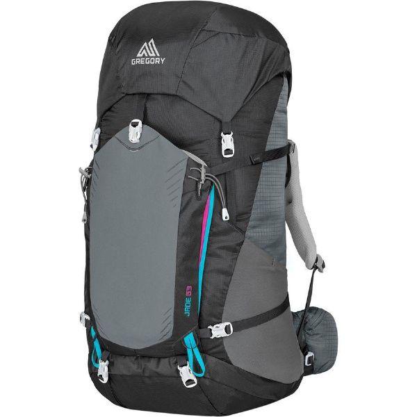 (取寄)グレゴリー レディース ジェイド 63L バックパック Gregory Women Jade 63L Backpack Dark Charcoal
