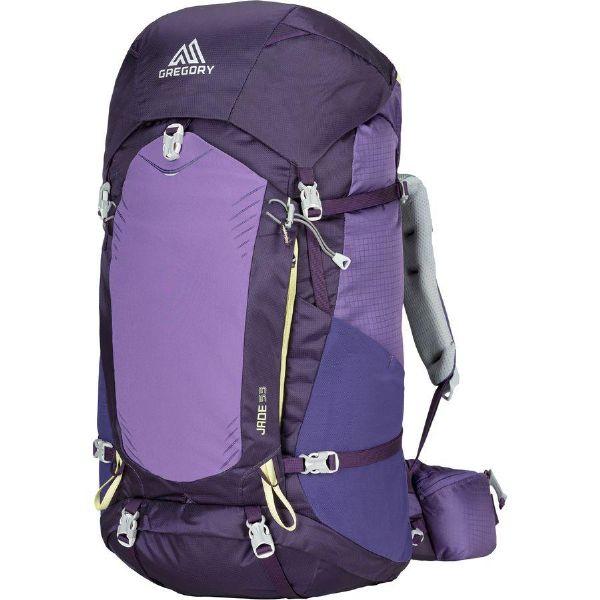 (取寄)グレゴリー レディース ジェイド 53L バックパック Gregory Women Jade 53L Backpack Mountain Purple