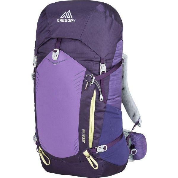 (取寄)グレゴリー レディース ジェイド 38L バックパック Gregory Women Jade 38L Backpack Mountain Purple