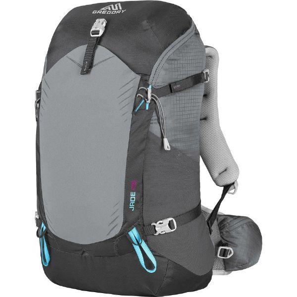 (取寄)グレゴリー レディース ジェイド 28L バックパック Gregory Women Jade 28L Backpack Dark Charcoal