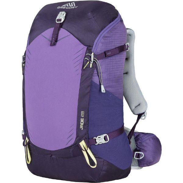 (取寄)グレゴリー レディース ジェイド 28L バックパック Gregory Women Jade 28L Backpack Mountain Purple