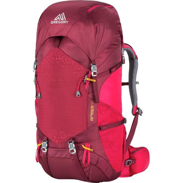 (取寄)グレゴリー レディース アンバー 44L バックパック Gregory Women Amber 44L Backpack Chili Pepper Red