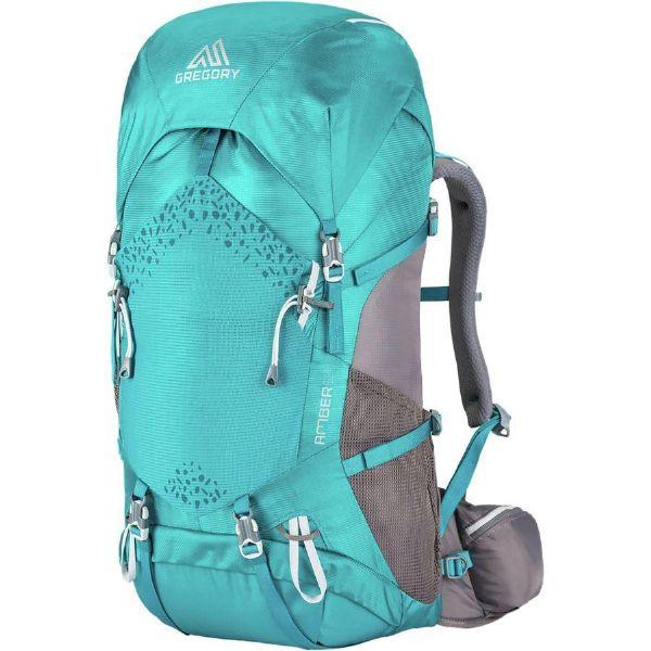 (取寄)グレゴリー レディース アンバー 34L バックパック Gregory Women Amber 34L Backpack Teal Grey