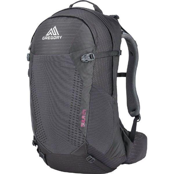 (取寄)グレゴリー レディース スーラ 24L バックパック Gregory Women Sula 24L Backpack Nightshade Grey